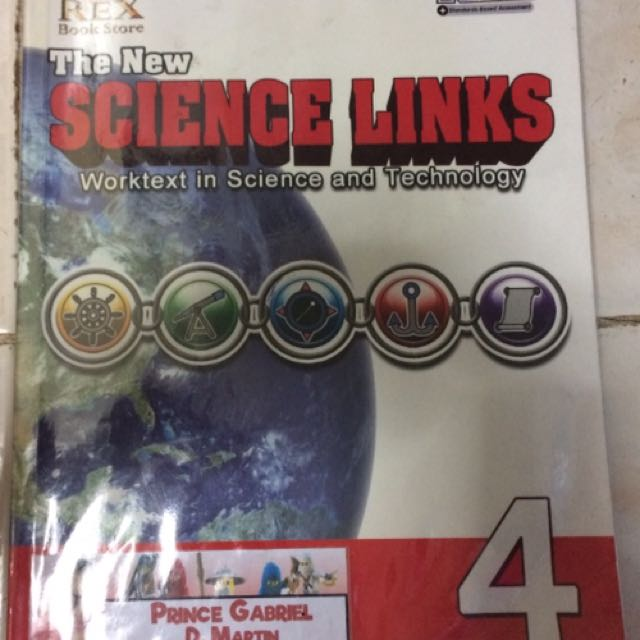 SCIENCE BOOK K-12