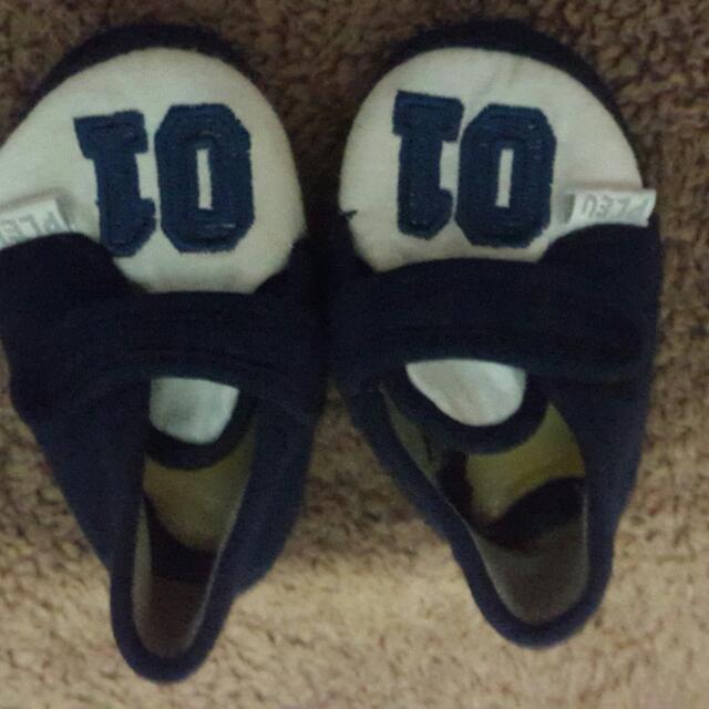 Sepatu Bayi 3-6bln