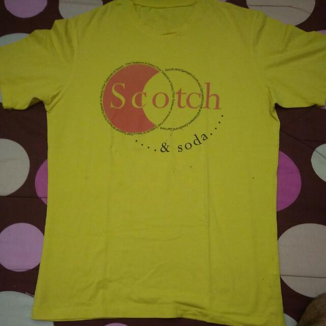 Shirt Cowo Yellow