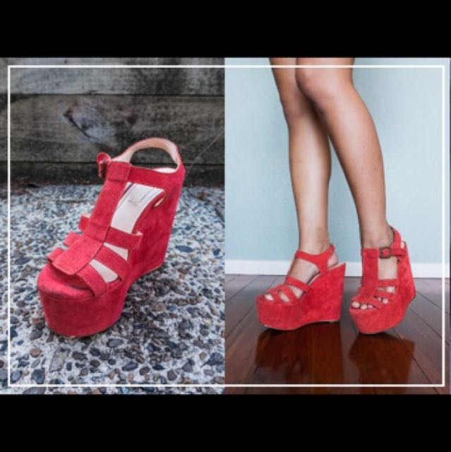 Siren Wedges