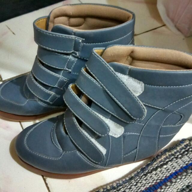 Sneakers Wedjes