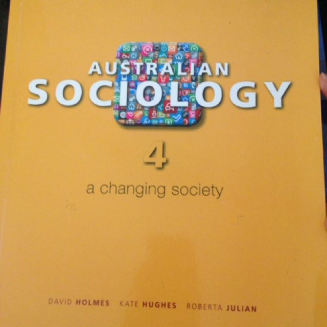 Sociology Textbook