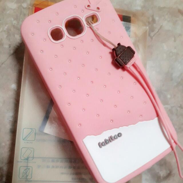 Soft Case Premium FABITOO Samsung Grand 2