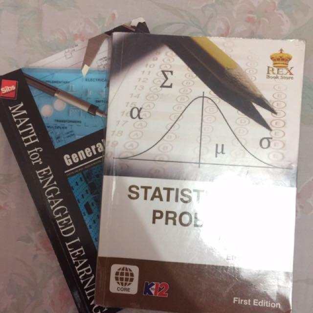 Statistics & Probability And General Mathematics