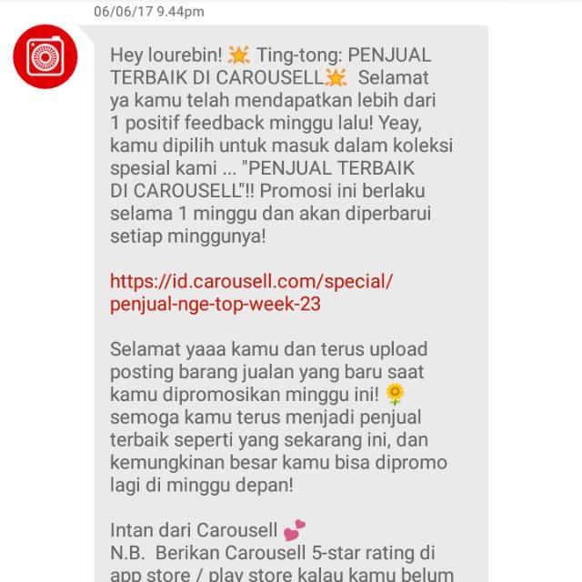 Thangkyu Carousell