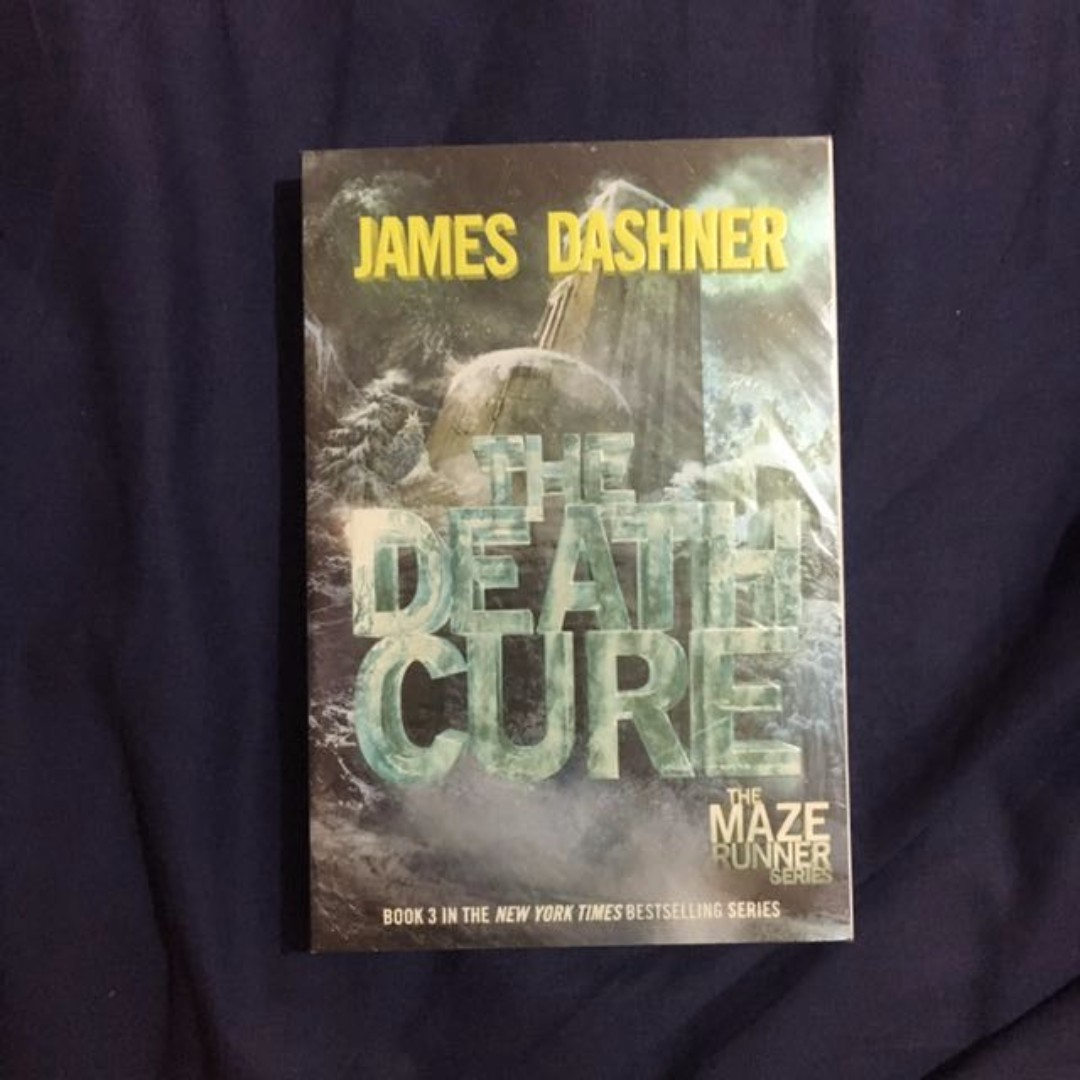 The Death Cure (Brand New)