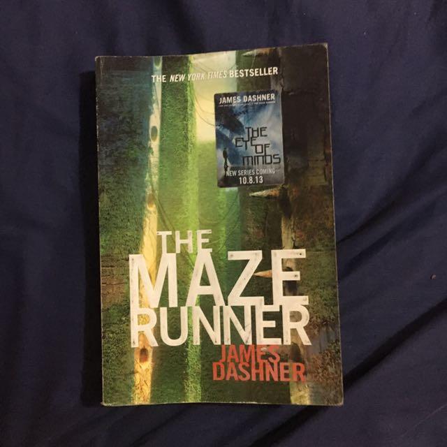 The Maze Runner (Paperback)