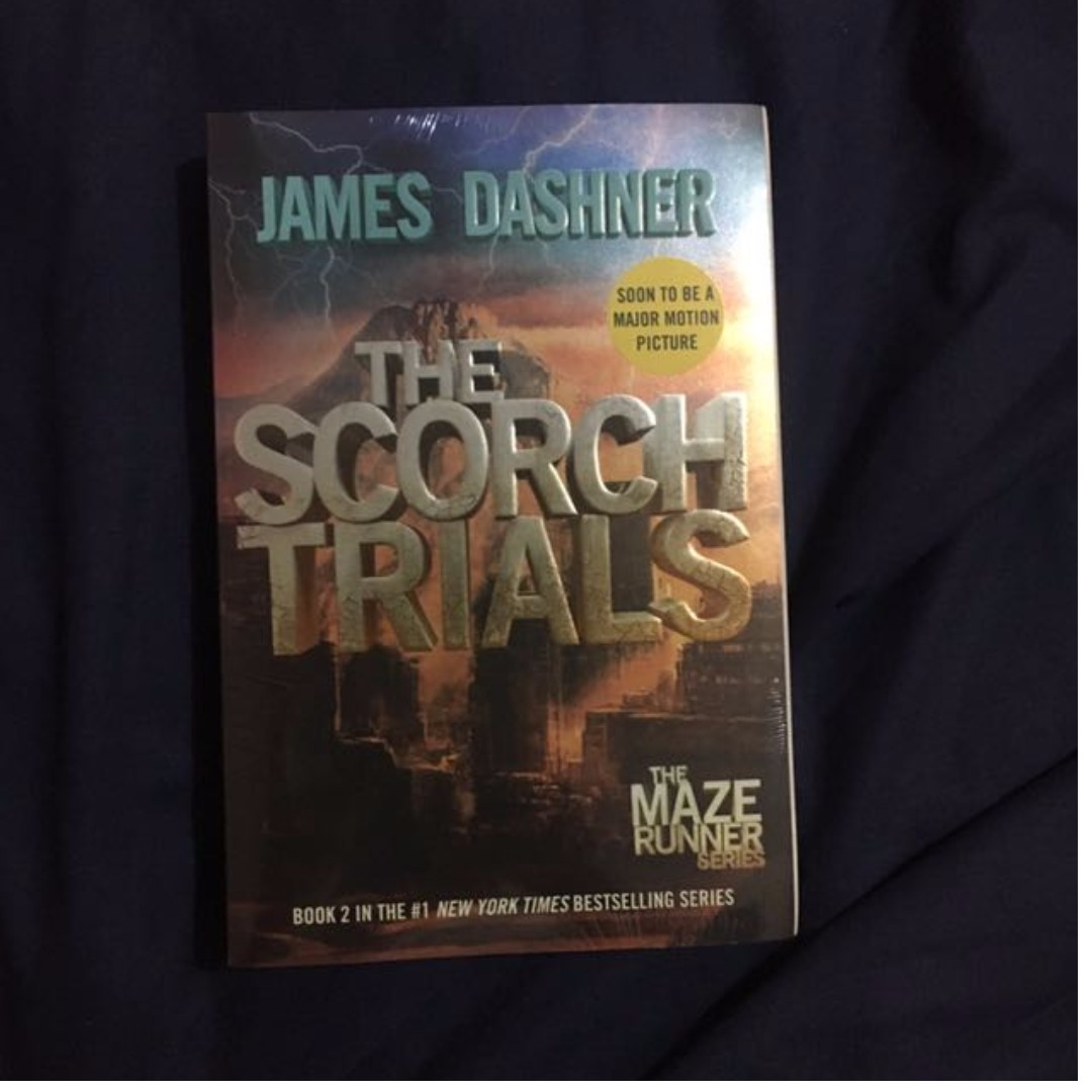 The Scorch Trials (Brand New)