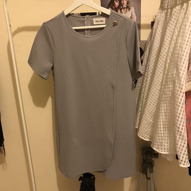 This Is April Dress (rok Terusan)