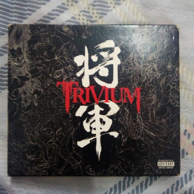 Trivium - Shogun Deluxe Edition