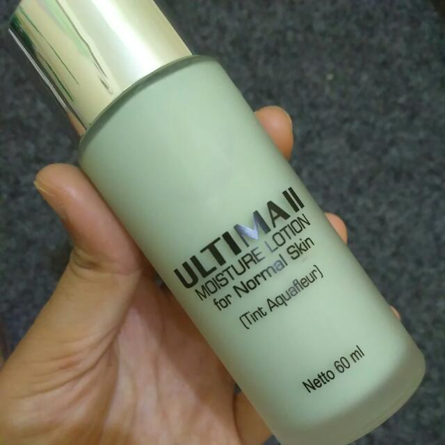 Ultima II Base Make Up