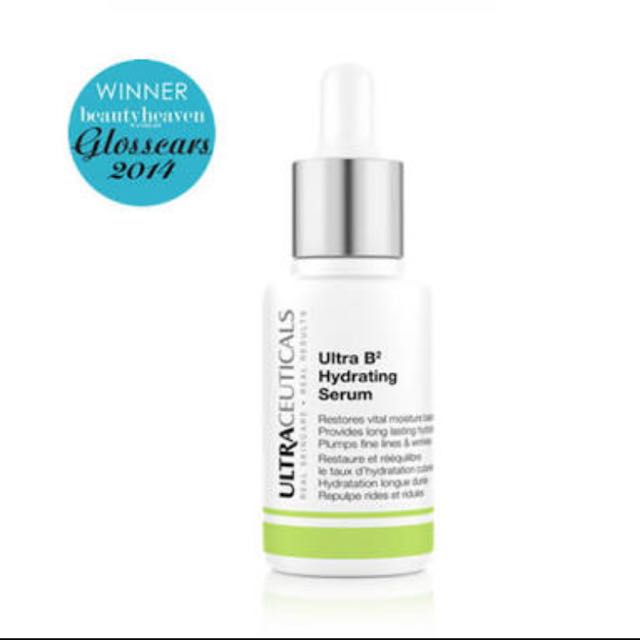 New Ultraceuticals Ultra B2 Hydrating Serum RRP$89