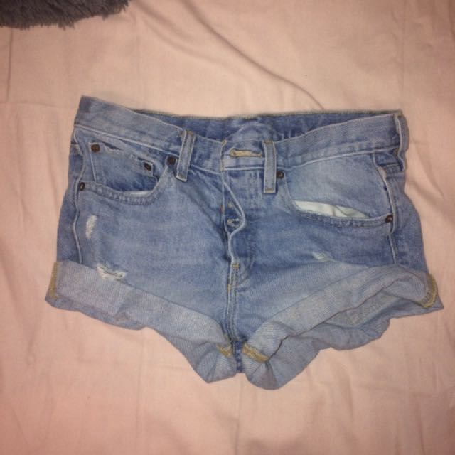 Urban Outfitters Mid-Rise Shorts