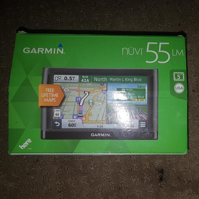 U.S GPS GARMIN