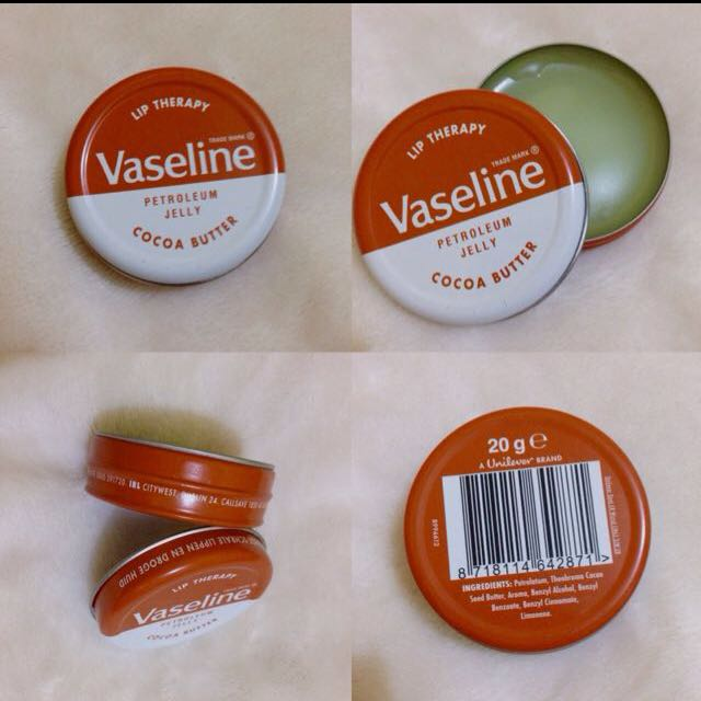 Vaseline Lip Butter