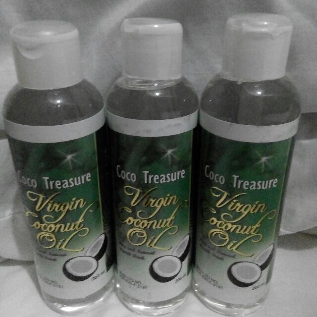 Virgin Coconut OIL (LAST STOCK)
