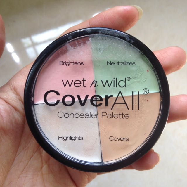 Wet n Wild Cover All Concealer Pallete