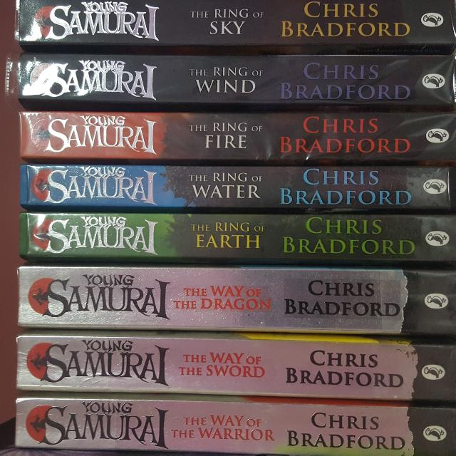 Young Samurai Book 1 To 8, Books & Stationery, Fiction on