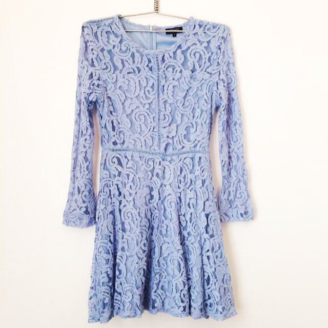 Zalora Lace Dress