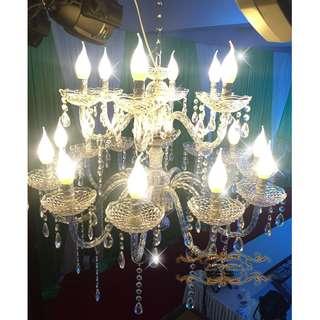 2 Tier Chandelier Ceiling Lights