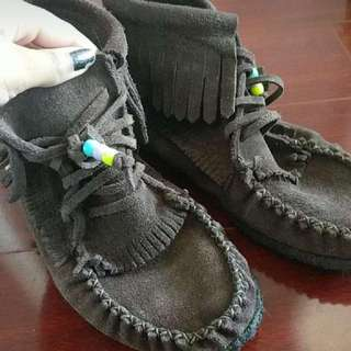 LOW PRICE Softmoc Bootie Moccasins
