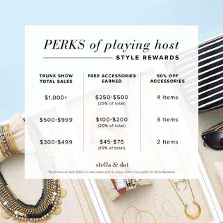 Stella and Dot Boutique Jewelry