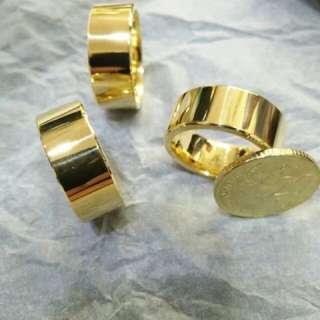 Customise 916 Gold Ring