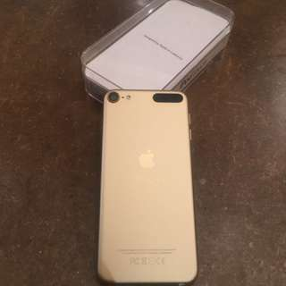 ~ iPod Touch 6th Gen 32GB GOLD ~