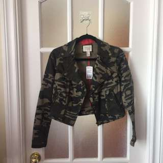 F21 Moto Jacket (small)