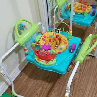 Fisher Price First Steps Jumperoo