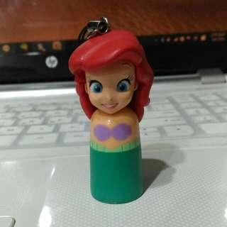 小美人魚艾莉兒手電筒公仔