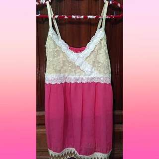 Hot Pink Camisole