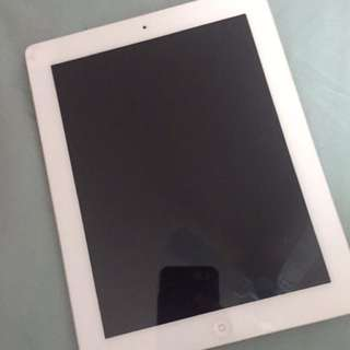 White iPad 4th Gen