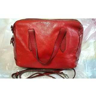 Fossil Sydney Ss Shopper 2 Tone Shoulderbag