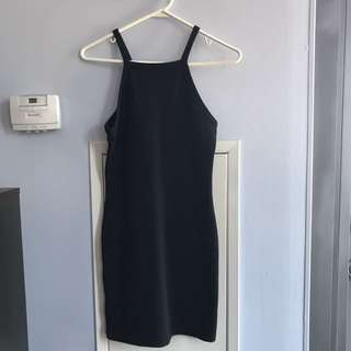 Aritzia Mini Black Dress XS