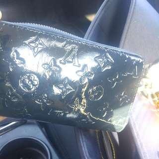 Louis Vuitton Navy Wallet