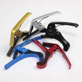 Spring Clamp Capo (Free Shipping)