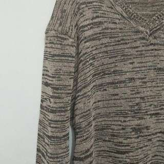 Brown Knit Sweater - REPRICE