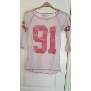 See Thru 91 Shirt