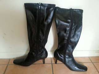 Boots worn once