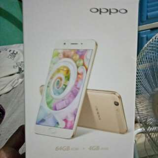 Oppo F1s upgraded 4gb ram and 64gb rom, Rose Gold