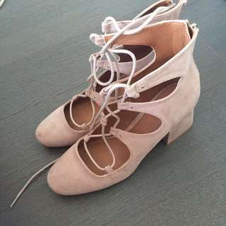Shoes from H&M