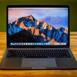 2017 Macbook Pro 13 Inch 256 GB Unopened