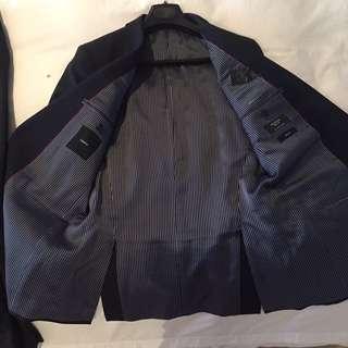 Calibre Suit (Navy) (102cm)
