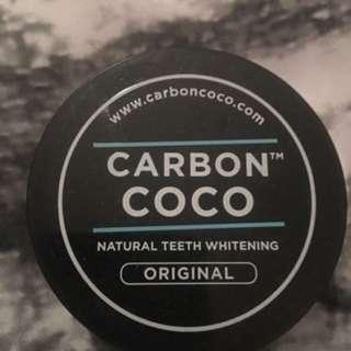 Carbon Coco Teeth Whitener