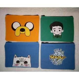 Characterized Coin purse