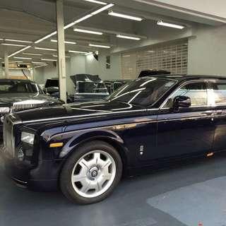 Rolls Royce Phantom EWB 加長版