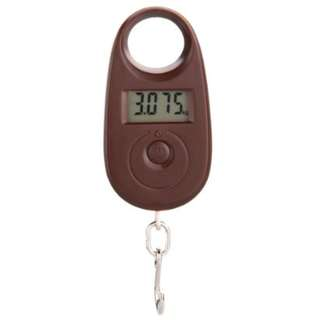 MYLB-25kg/ 5g Digital Hanging Scale Fishing Scale Luggage Scale Spring