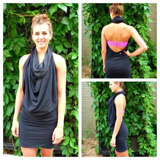 Lululemon Covers It All Dress Shrug Wrap NWOT S/M