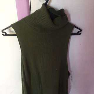 Knitted Mid Dress